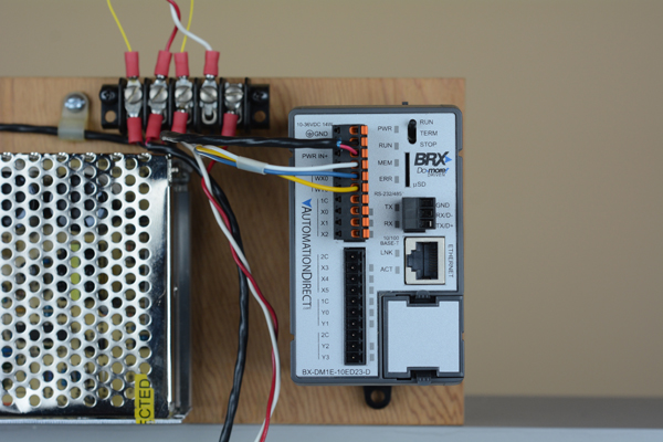 Arduino vs plc for industrial control