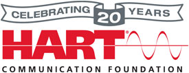 HART Communication Foundation Celerates 20th Anniversary