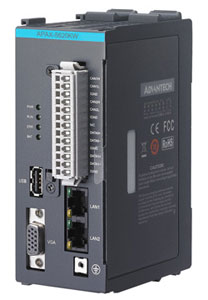 Advantech Industrial Automation's Apax-5620 with Intel XScale PXA270 CPU