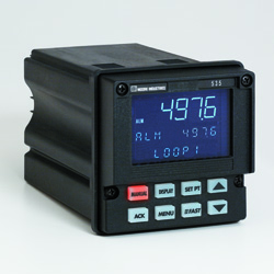 Moore Industries Intl's Universal 535 ¼ DIN, single-loop PID process controller