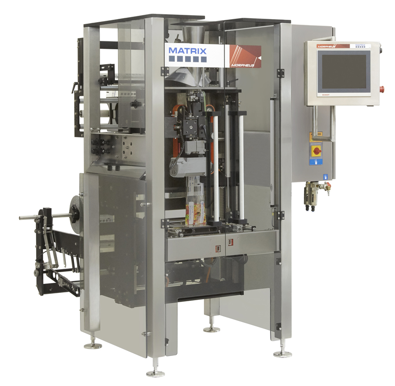 Matrix Packaging's latest example of a modular machine