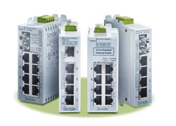 AutomationDirect's managed Ethernet switches