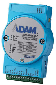 Advantech Industrial Automation's Adam-2000Z series