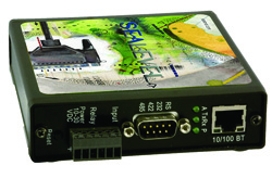 Sealevel Systems' SeaLink Ethernet serial servers