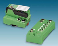 Bus couplers provide flexible IP20 and IP65/67 EtherNet/IP I/O connectivity, while integrated I/O lowers installed costs.