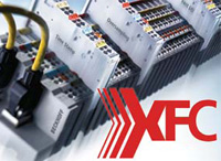 EtherCat Terminals for eXtreme Fast Control (XFC) have a high data throughput and distributed clock synchronization with a jitter less than 1 μsec.