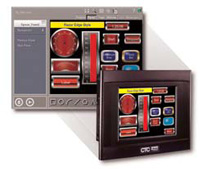 Interact Xpress HMI leverages the Internet, IP networks and Web browsers to enable distributed HMI, remote support and application sharing.