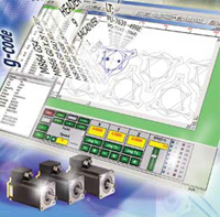 MintNC software provides designers with a tool for programming motion control moves involving contouring and profiling applications in industrial automation machinery.