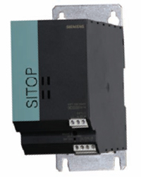 Sitop power supply for applications under high shock and vibration conditions meets IEC 68-2-27 Basic Environmental Testing Procedures, Part 2; International Standard IEC 60529 Ingress Protection Rating; and MIL-STD-810F, Method 514.5, Vibration.