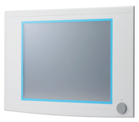 FPM-5151G 15-in. LCD flat-panel monitor for industrial applications has direct-VGA and DVI-D signal transmission, which allows any VGA control card to be used.
