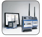 National Instruments Wireless sensor network