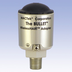 MACTek Bullet WirelessHART adapter
