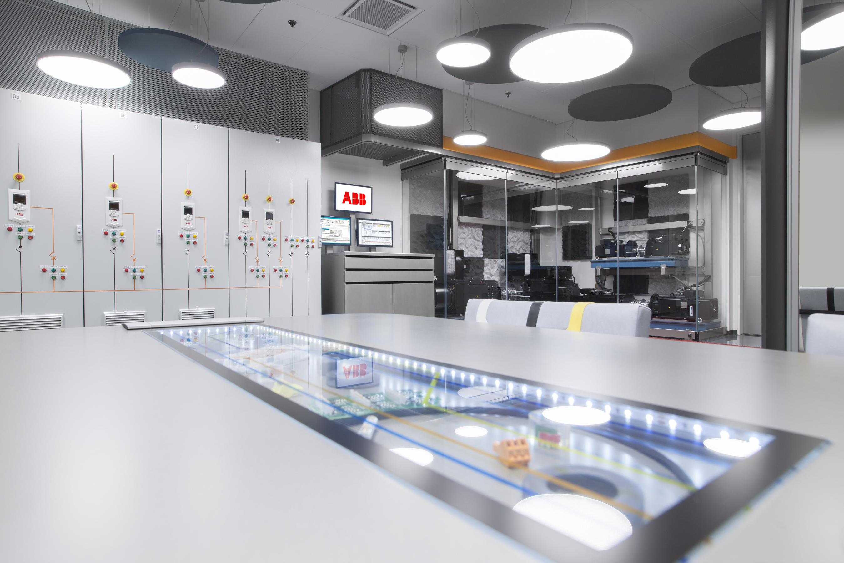 ABB's new customer drives test laboratory