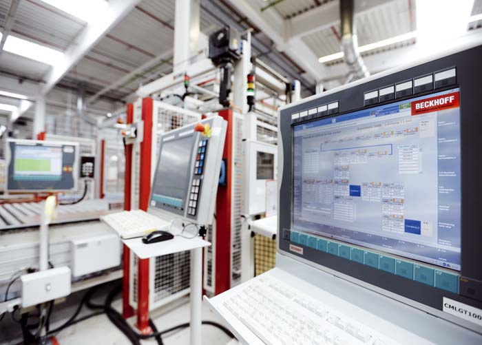 Step up the technology in machine control