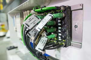 Beckhoff Automation: Using one-cable automation and distributed I/O can reduce cabling, connectors and installation costs by as much as 50%