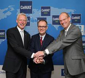 CeMAT to be co staged with HANNOVER MESSE Main Nav