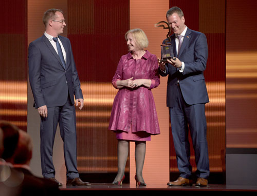 The 13th annual Hermes Award for outstanding products, innovations and solutions