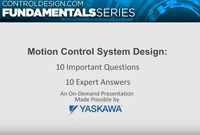 Motion Systems