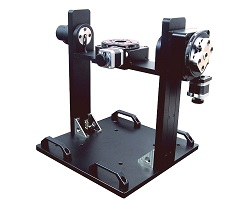 OES AU100 ER Two Axis Gimbal Mount 250