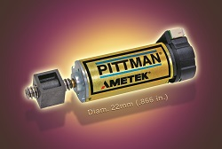 Pittman DC022C Series Brush DC Motor 250