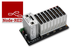 SNAP PAC Node RED print