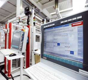 Step up the technology in machine control nav