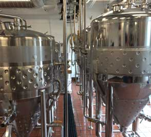 Temperature control helps brewery to expand its winning ways newsletter nav