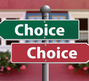 choice which nav