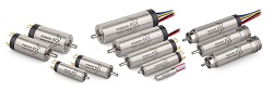 maxon ECX brushless motors 250