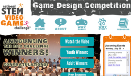 STEM Video Game Competition